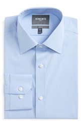 Bonobos Men's Jetsetter Slim Fit Stretch Solid Dress Shirt