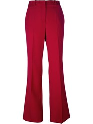 Roberto Cavalli Pleated Flared Trousers