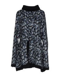Patrizia Pepe Turtlenecks Slate Blue