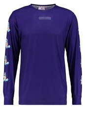 Hype Long Sleeved Top Purple Blue