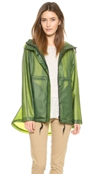 Hunter Original Clear Smock Pea Green