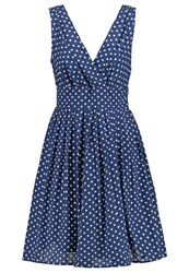 Molly Bracken Summer Dress Blue