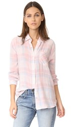Rails Charli Button Down Verona Plaid