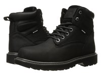 Wolverine Floorhand Steel Toe Black Men's Work Boots