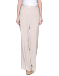 Gerard Darel Casual Pants Beige