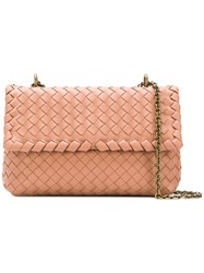 Bottega Veneta Olimpia Bag Nude And Neutrals