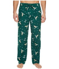 Life Is Good Classic Sleep Pants Forest Green 1 Pajama