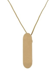 Natalia Brilli Necklaces Light Brown