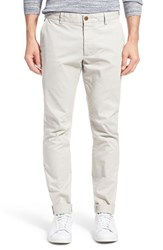 Men's French Connection Cotton Chinos Salt