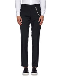 Manuel Ritz Trousers Casual Trousers Men Black