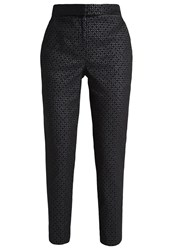 Wallis Trousers Pewter Silver