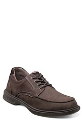 Men's Florsheim 'Ndns' Moc Toe Derby Open Brown