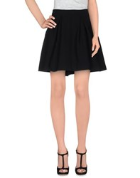 G.Sel Skirts Mini Skirts Women Black