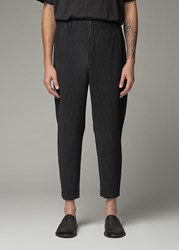 Homme Plisse Issey Miyake 'S January Pant In Black Size 1 100 Polyester