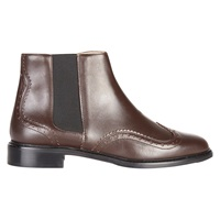 Hobbs Ollie Ankle Boots Chocolate