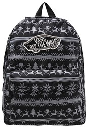 Vans Realm Rucksack Holiday Black Multicoloured