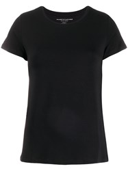 Majestic Filatures Jersey T Shirt Black