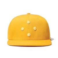 March Caps The Gild Cap Yellow