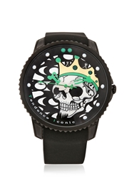 Tendence Iconic King Watch Black Green