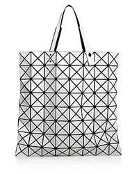 Issey Miyake Lucent Pro Matte Tote Bag White
