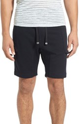 Zanerobe Men's 'Salerno M.U.' Slouchy Knit Cargo Shorts Black