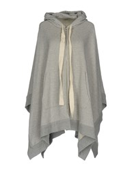 Adam By Adam Lippes Capes And Ponchos Grey