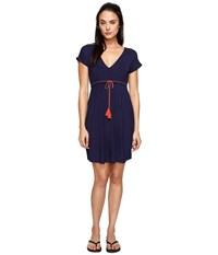 Carve Designs Vero Dress Anchor Women's Dress Burgundy