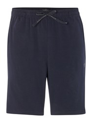Hugo Boss Men's Jersey Pyjama Short Navy