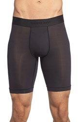 Men's Tommy John 'Light Air' Boxer Briefs Black