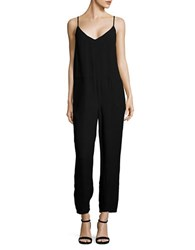 French Connection Copley Jumpsuit Black