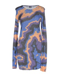 Lgb L.G.B. Dresses Short Dresses Women Slate Blue
