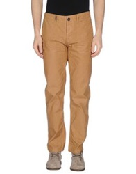 Pepe Jeans Casual Pants Camel