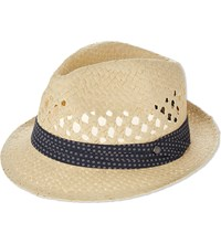 Ted Baker Delmont Woven Straw Hat Natural