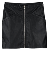 Sublevel Mini Skirt Black