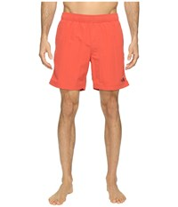 The North Face Class V Pull On Trunk Sunbaked Red Men's Swimwear