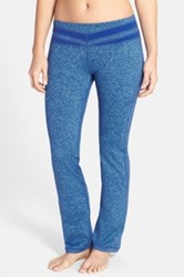 Zella 'Barely Flare Booty' Pants Blue