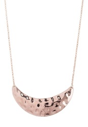 Kiomi Necklace Rose Gold