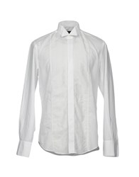 Gai Mattiolo Couture Shirts White