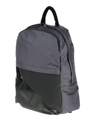Momo Design Bags Rucksacks And Bumbags Men Grey