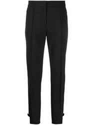 Escada Tapered D Ring Detail Trousers 60