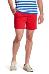 Parke And Ronen Lounge Short Red