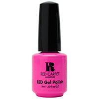 Red Carpet Manicure Led Gel Nail Polish Pinks And Nudes Collection 9Ml Star Power