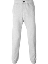 Paul Smith Jeans Cuffed Sweatpants Grey