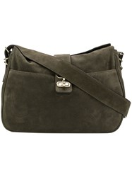 Tila March Manon Besace Shoulder Bag Green