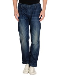 Marc Jacobs Denim Denim Trousers Men Blue