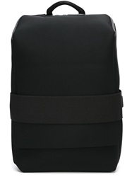 Y 3 Neoprene Backpack Black