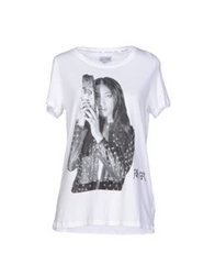Each X Other T Shirts White