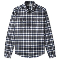 Barbour Rowlock Shirt Grey