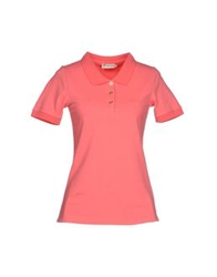 Piero Guidi Polo Shirts Pink