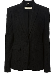 Burberry London 'Buckland' Blazer Black